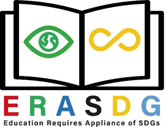 ERASDG logo.
