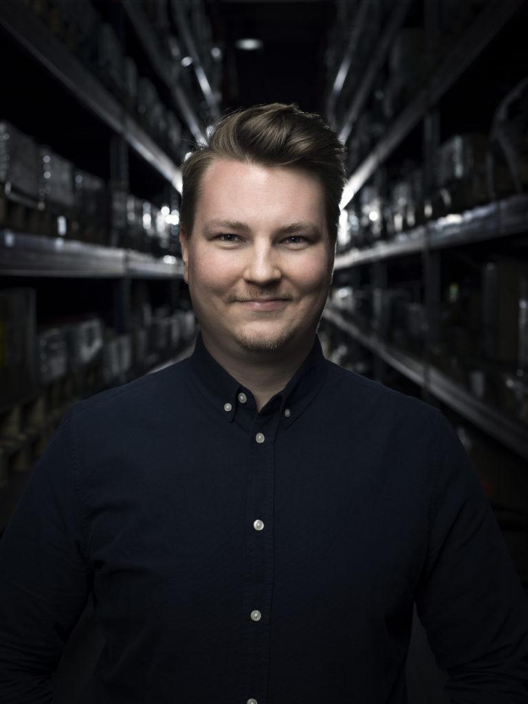Logmore oyn toimitusjohtaja Janne Juhala.